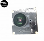 The 165-degree lens JT-HJ-421 is inserted downward with a positive 650nm object distance of 1.8m OV2710 USB camera module